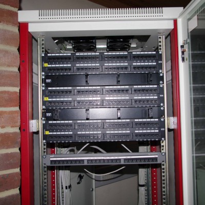 Comms cabinet